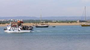 Ferry del Ría Formosa, Algarve (foto Flickr de One more shot Rog)