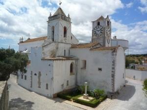 Iglesia de Santa María en Tavira, Portugal (Foto Flickr de timo_w2s)
