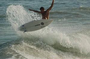 Surf en Ría Formosa, Portugal (Foto Flickr de Lev@nte)