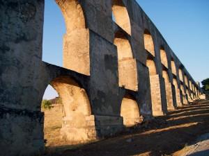 Acueducto de Amoreira, Elvas
