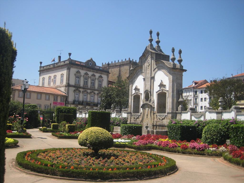 Portugal posee un patrimonio monumental de belleza única. © María Calvo.