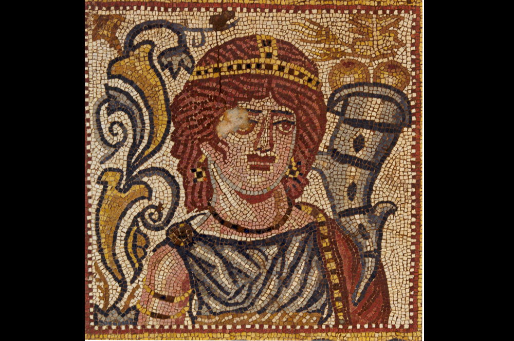 Mosaico del Museo de la Villa romana de Rabaçal. Foto de CCDRC.