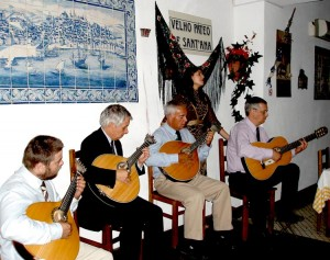 """Fado"", música típica de Portugal (Foto Flickr de Jan-Roger)"