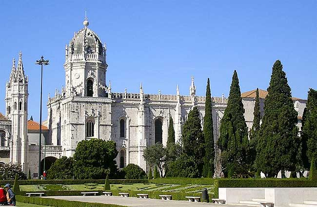 Belem, el barrio histórico de Lisboa
