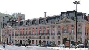 Oficina de Turismo en Praça dos Restauradores
