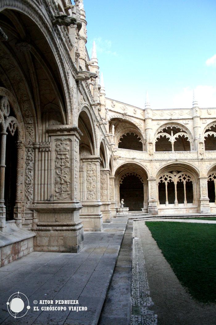Claustro del Monasterio de los Jerónimos de Belem