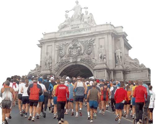 Maratón de Lisboa