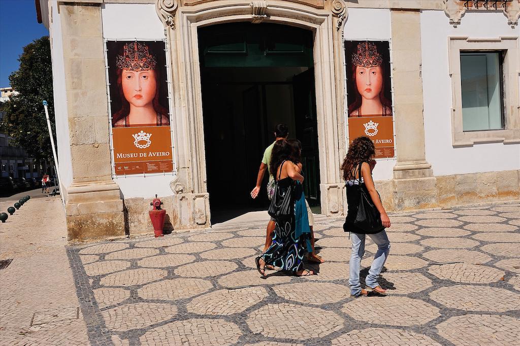El Museo de Aveiro. © itippi.